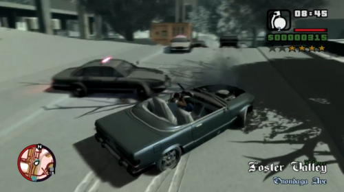 Grand Theft Auto: San Andreas Parche 1.01