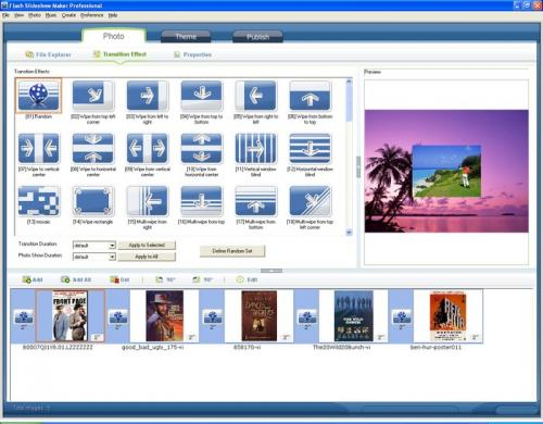 Flash Slideshow Maker 4.83