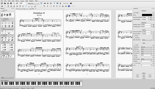 MuseScore 2.0.3