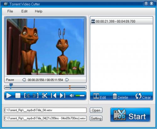 Power Video Cutter 4.5