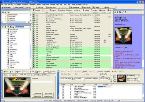 Zortam Mp3 Media Studio 9.15