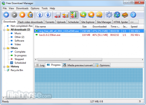 Free Download Manager 3.0.848