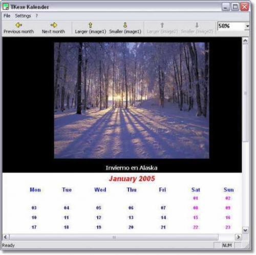 TKexe Kalender 1.0.9.4