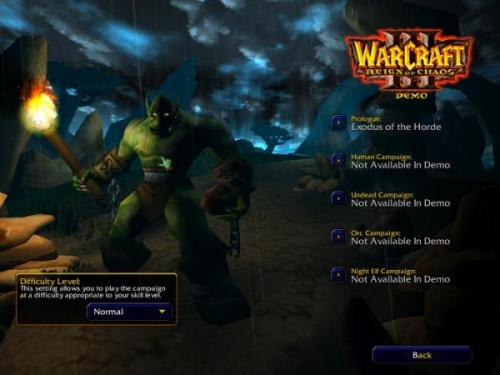 WarCraft III: Reign of Chaos Patch 1.24e