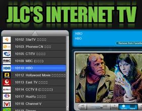 JLC's Internet TV 1.2.1