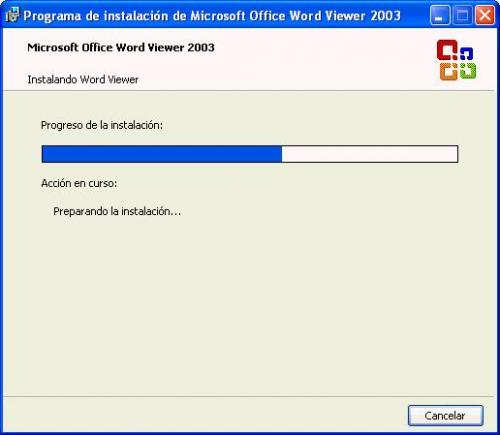 Microsoft Office Word Viewer 11.8169.8172 SP 3
