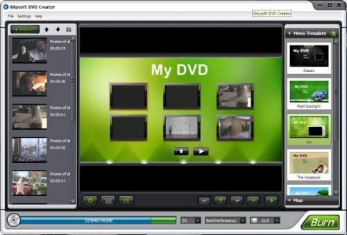 Easy DVD Creator 2.0.9