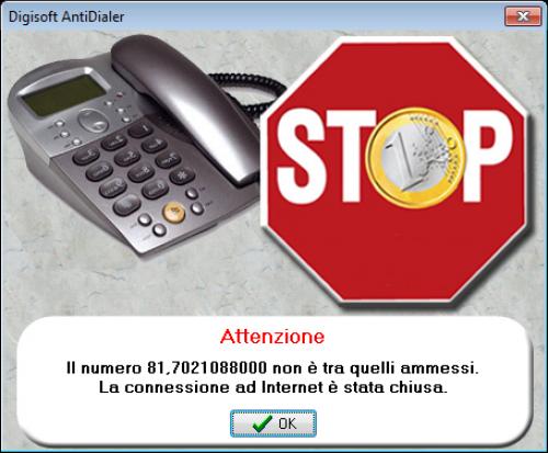 Digisoft AntiDialer 1.04