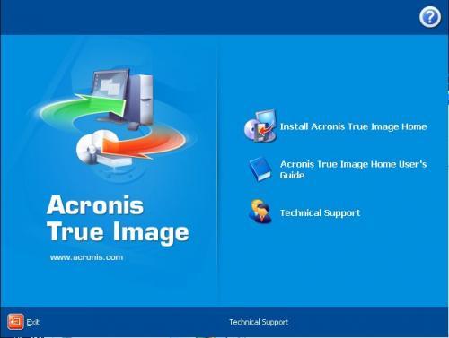 Acronis True Image - Scarica 2011