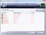 Facebook Password Decryptor - Scarica 1.6