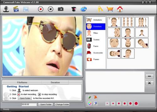 Fake Webcam 4.5