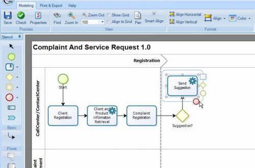 BizAgi Process Modeler 1.4