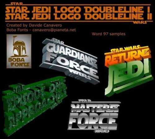 Star Wars Font Collection 1.5.1 Beta 7