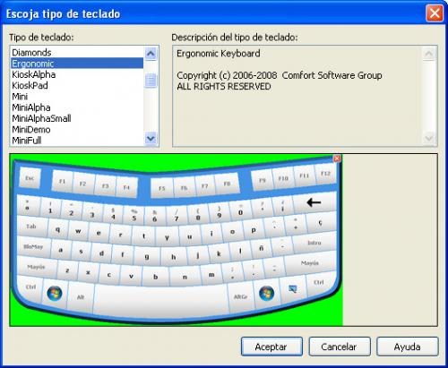 Hot Virtual Keyboard 4.0