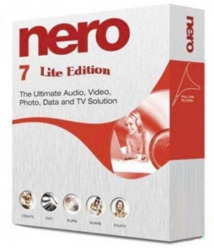 Nero Lite 10.0.10500