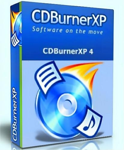 CDBurnerXP Pro - Scarica 4.3.8.2631