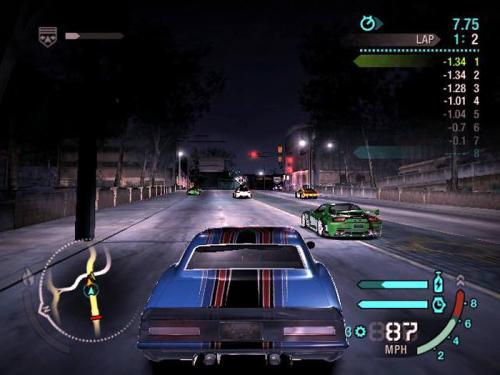 Need for Speed Carbono .
