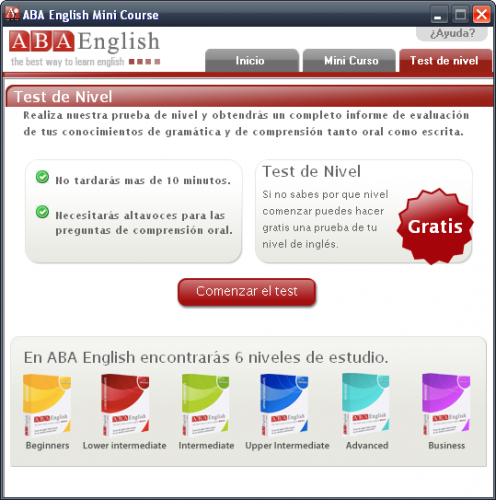 ABAEnglish MiniCourse 1.0
