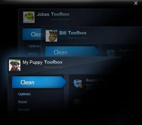 IObit Toolbox 1.0 Beta