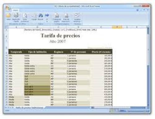 Microsoft Excel Viewer 1