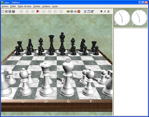 Jose Chess 1.4.4
