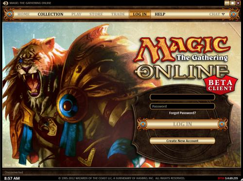 Magic, The Gathering Online 2.0 Trial