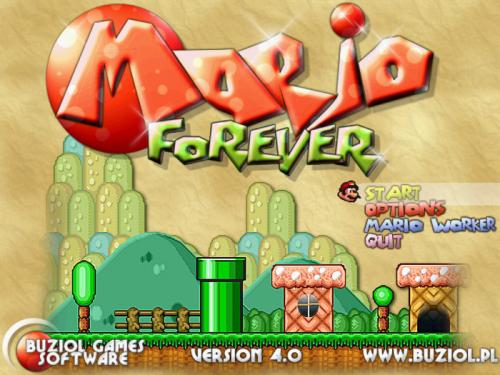 Mario Forever - Scarica 5.01