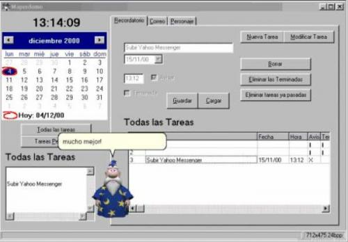 Mayordomo Virtual 1.4G