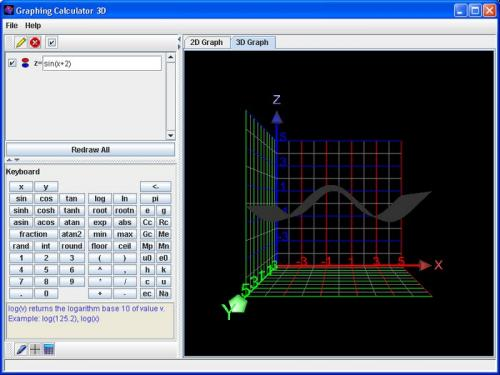 Graphing Calculator 3D  2.3