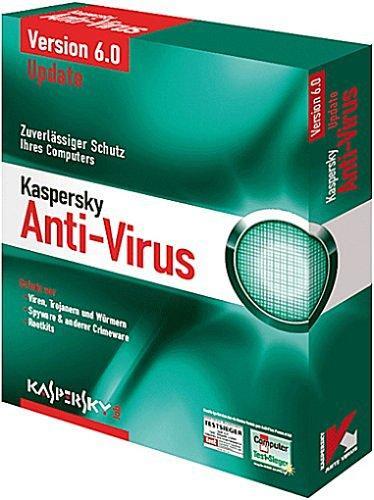 Kaspersky Anti-Virus - Scarica 11.0.2.556