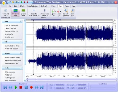 Power Sound Editor 7.2.1