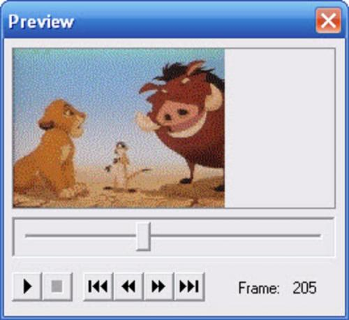 Microsoft GIF animator 1.0