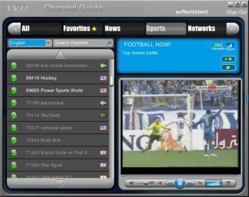 TVUPlayer 2.4.1.0