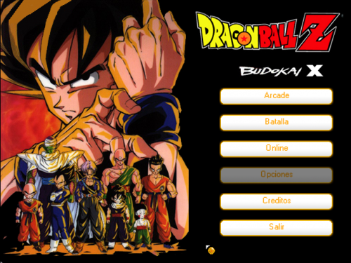 Dragon Ball Z Budokai X 2.4.5