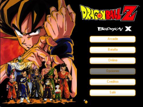 Dragon Ball Z Budokai X 2.4.5
