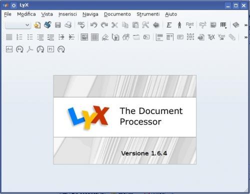 LyX 1.6.0-1