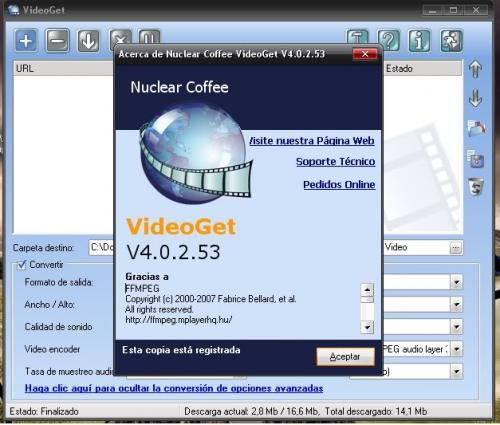 VideoGet 3.0.2.48