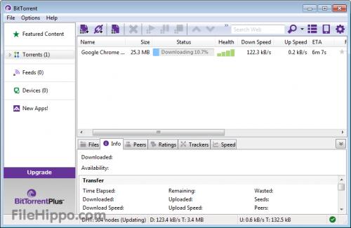 BitTorrent 7.0