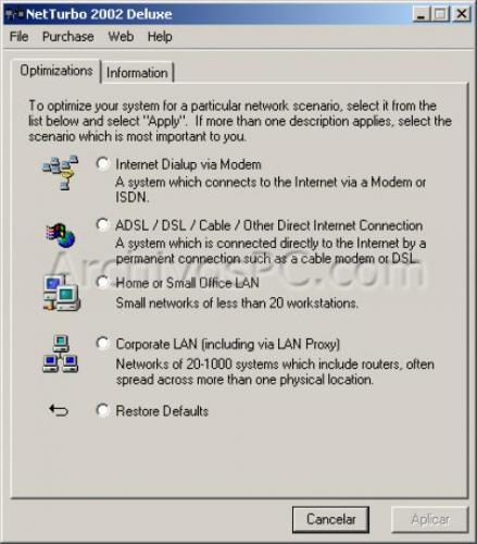 NetTurbo 2002 Deluxe 1.0