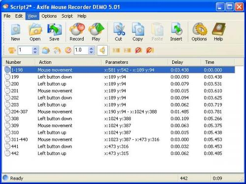 Mouse Recorder Pro 2.0.7.4