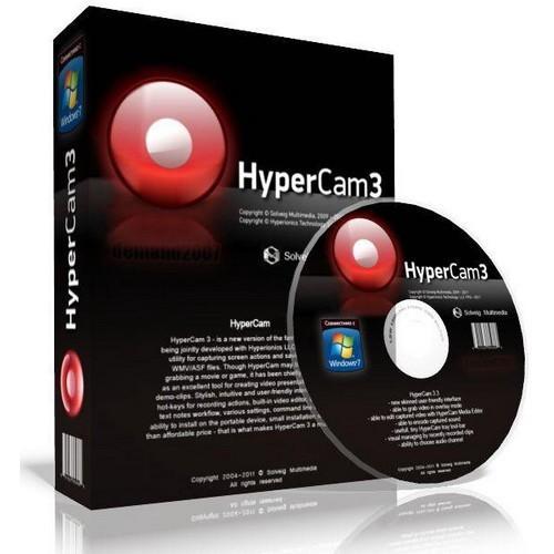 HyperCam, scaricalo gratis! HyperCam, analisi, immagini, confronti e opinioni relativi a HyperCam 2.25.01