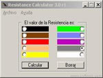 Resistence Calculator 3.0 r1
